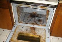 pulizia forno