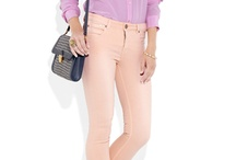 P is for Pastels / See how to wear all the hottest Fall/Winter 2014 trends in the Sydne Style A-Z Trend Guide http://www.sydnestyle.com/2014/09/fall-trend-guide/ #sstrendguide / by Sydne Summer