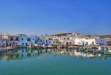 Paros Island Traditional settlements / http://lifethinktravel.eu/category/paros/