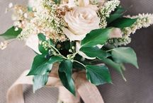 Bridal Bouquets / Bridal bouquet inspiration for every bride! Rustic wedding bouquets, Shabby chic wedding bouquets, vintage wedding bouquets, organic wedding bouquets. Wedding bouquets that will inspire and delight you!
