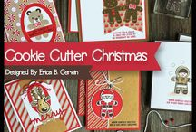 Stampin Up - Cookie Cutter Christmas