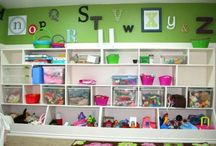 Kids Playroom Designs/Ideas