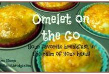 Make Ahead Breakfasts & On the Go Breakfasts / Paleo Breakfast Ideas, Low Carb Breakfast Ideas, Nourishing Breakfasts