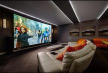Home - Media / movies / sports rooms