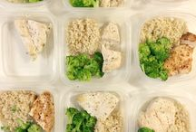 Meal prep ideas in batch