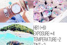Instagram themes/inspiration