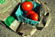 Kitchen Ninja / Eat more vegetables. Save money. Be a kitchen ninja.