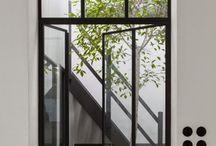 serre e finestre