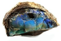 OPALS / My Birthstone - I like opals so much I had to create a board just for them. / by Terry EvenhouseShearen