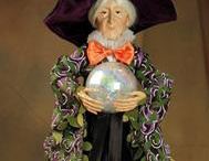 Dollhouse-Dolls Witch