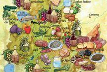 Food&Wine ITA maps