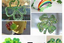St. Patty's Day/Rainbows / by Megan Brazelton