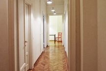 '30 APARTMENT IN MILAN / A renovation of a nice '30s apartment in Milan by Nomade Architettura http://www.nomadearchitettura.com/#all