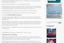 Published blog posts