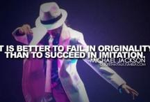 Michael Jackson / by Roberta Perez