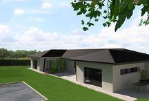 Maison d'architecte / Plans de maison à télécharger