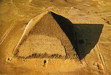 Dahshur & Pyramidion, Egypt