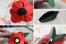 Rememberance Day Crafts