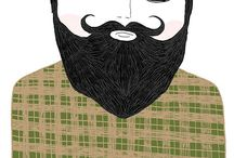 Beards / by Marty J.