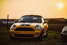 Complete with matching sunset. #ChameleonMINI - photo from miniusa