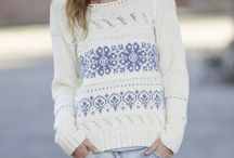 Drops knit