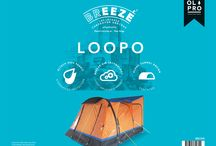 OLPRO Breeze Inflatable Campervan Awnings / www.olpro.co.uk
