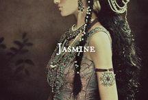 CH┊ ❛ JASMINE OF AGRABAH ❜