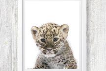 Cute Animal Prints