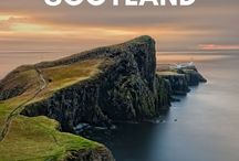 Europe // Scotland Travel / Travel to Scotland to see all that it has to ofer!