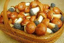 Μανιταρια μπισκότα