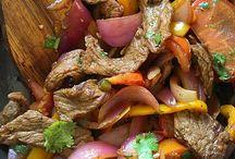 dinner ideas / by Cindy Tsirigos