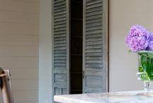 placard portes anciennes