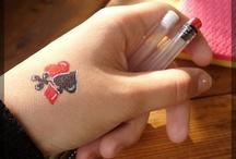 tattoos / by Tori Weigum