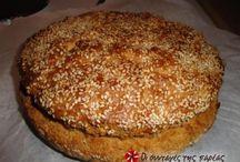 ψωμί, Ζύμες