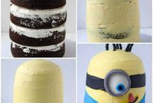 A's birthday cake