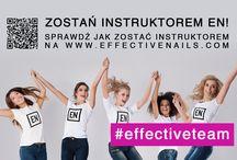 KARIERA / Dołącz do nas! Chcesz zostać naszą instruktorką, a może interesuje Cię salon patronacki lub dystrybucja? Możliwe, że szukamy właśnie Ciebie! Dołącz do Teamu Effective!