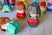 Crafts for kids! / by Mery Giovanardi