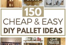 Diy pallete ideas