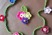 Crochet / A selection of my creations and lovely things I find online to share