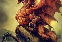 Dragons. Драконы.