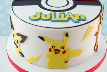 pokemon tortas , ideas