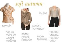 Soft Gentle Autumn Fabrication / print and pattern
