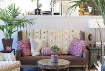 Modern Bohemian Home & Life / Home and lifestyle inspiration for the modern bohemian