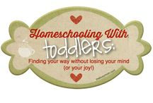 Homeschooling / by Holly Jordan