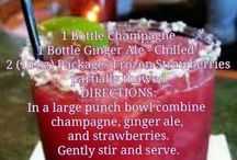 Opskrifter - drinks
