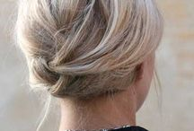 Abby hair / by Amanda Dillard