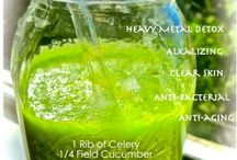 alkaline cleansing smoothy