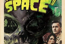 Zombies from outer Space / The first Science-Fiction-B-Horror-Heimatfilm / by Bavarian Spacezombie