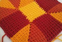 Crochet tunisino