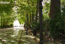 Parque La Alameda del Tajo, Ronda, Málaga. / En pleno centro de Ronda, se encuentra el parque La Alameda del Tajo. Adéntrate en él y descubre las vistas que te esperan al final del paseo. Increíbles.